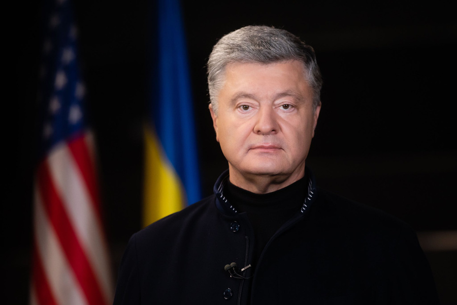 "<p>Фото © Twitter / <a href=""https://twitter.com/poroshenko/status/1352266848931295234/photo/1"" target=""_blank"" rel=""noopener noreferrer"">poroshenko</a></p>"