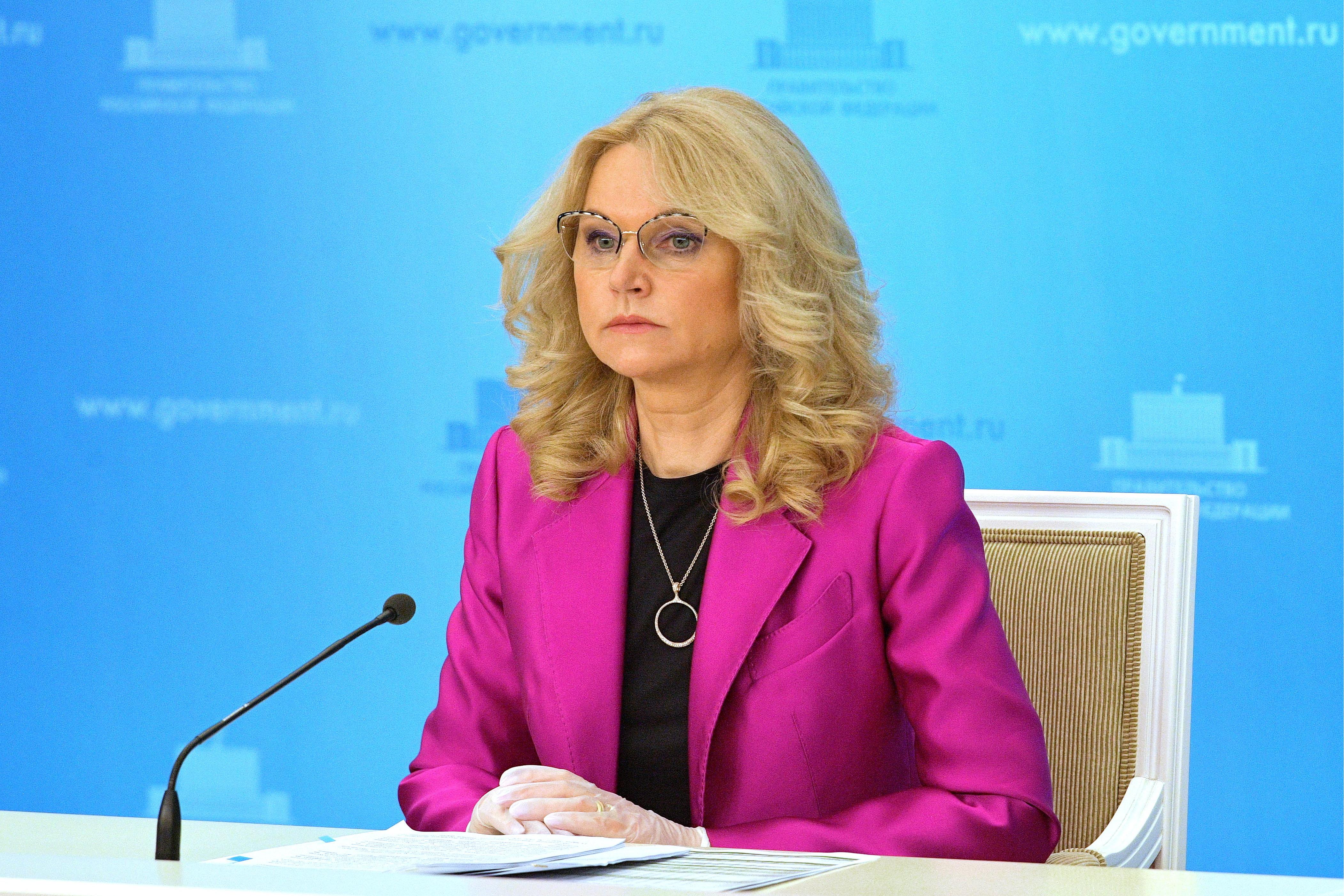 """Голикова назвала маловероятным введение в мире единого """"ковидного паспорта"""""""