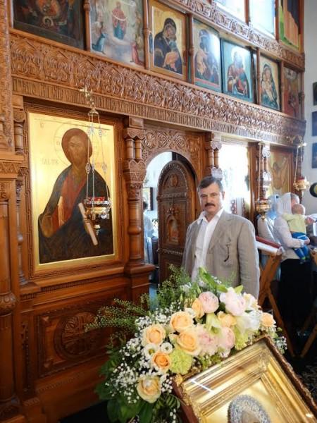 Депутат Сергей Веремеенко собирает иконы и основал храм-музей. Фото © веремеенко.рф