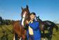 Депутат Сергей Веремеенко развивает коневодство в Тверской области. Фото © веремеенко.рф