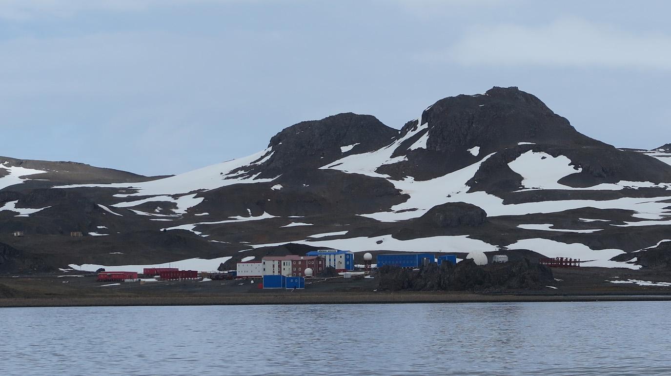 Вблизи российской антарктической станции произошло сильное землетрясение