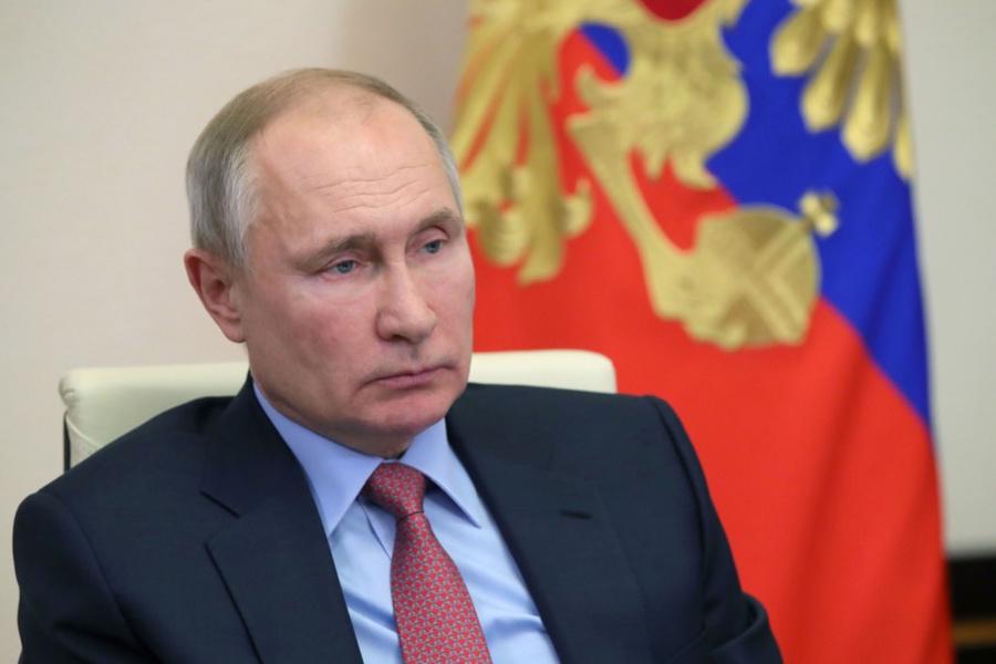 <p>Президент РФ Владимир Путин. Фото © ТАСС / Михаил Климентьев</p>