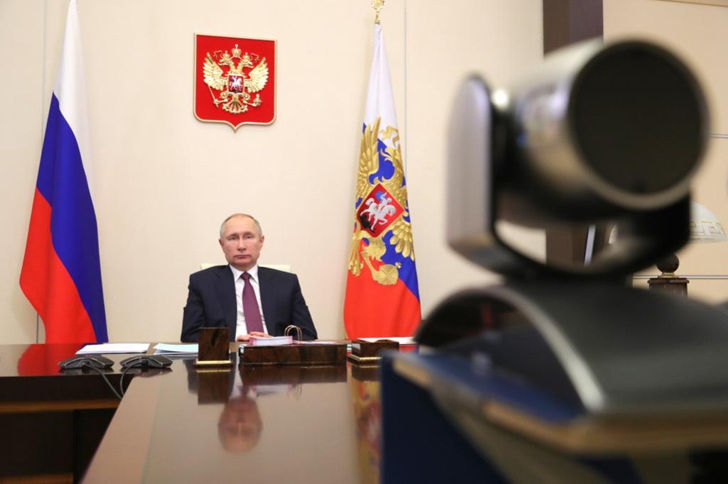 Владимир Путин примет участие в Давосском форуме