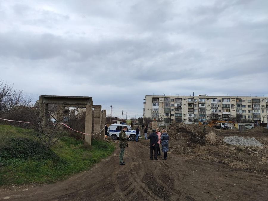 Фото © СУ СКР по Республике Крым и городу Севастополю