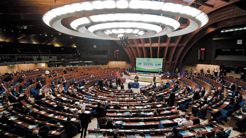 Украинская делегация оспорила полномочия России в ПАСЕ