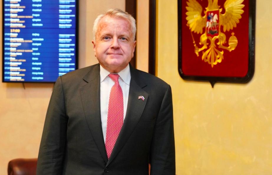 """Американскому послу выразили протест из-за публикации """"маршрутов протестов"""" в России"""