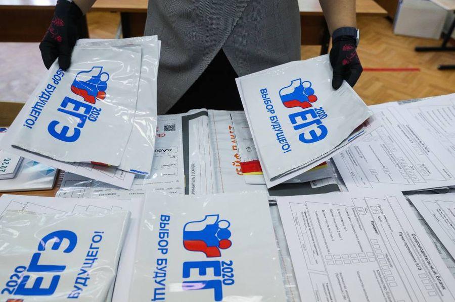 Путин назвал главный плюс Единого государственного экзамена