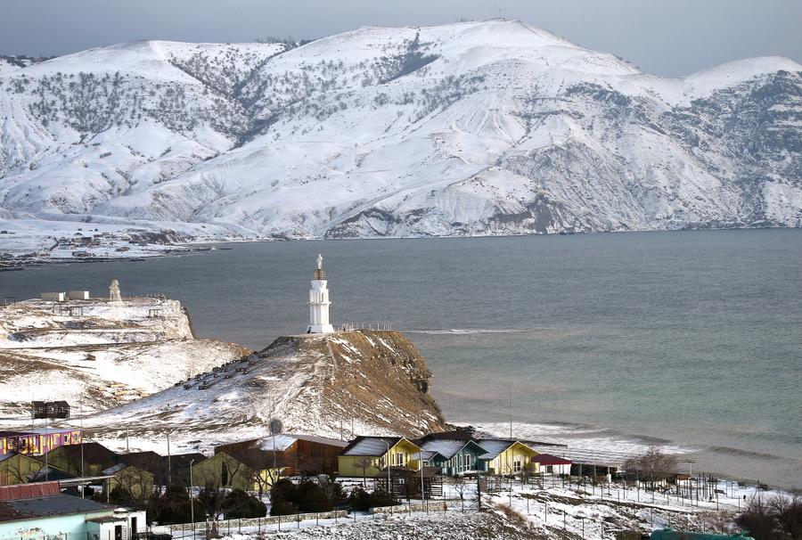 <p>Виды Крыма. Фото © ТАСС / Сергей Мальгавко</p>