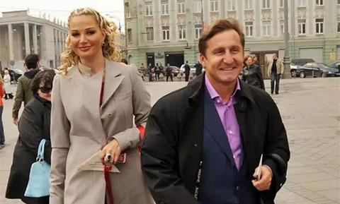 Мария Максакова и Владимир Тюрин. Фото © mzk1.ru