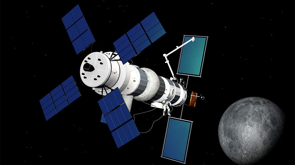 """В """"Роскосмосе"""" прокомментировали """"исключение"""" России из лунной программы Gateway"""
