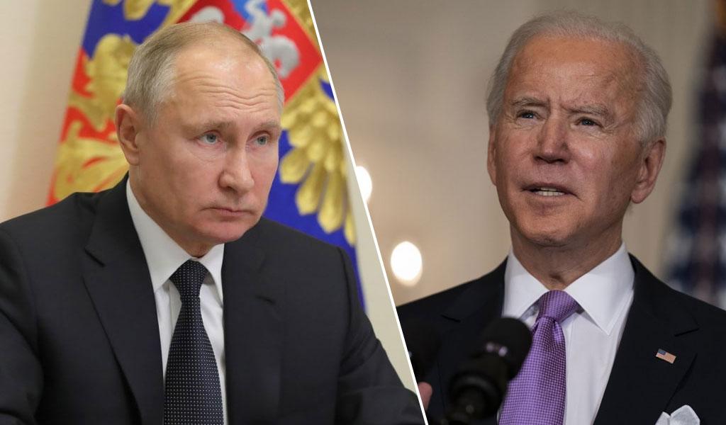 Разговор Путина и Байдена состоялся по инициативе американской стороны