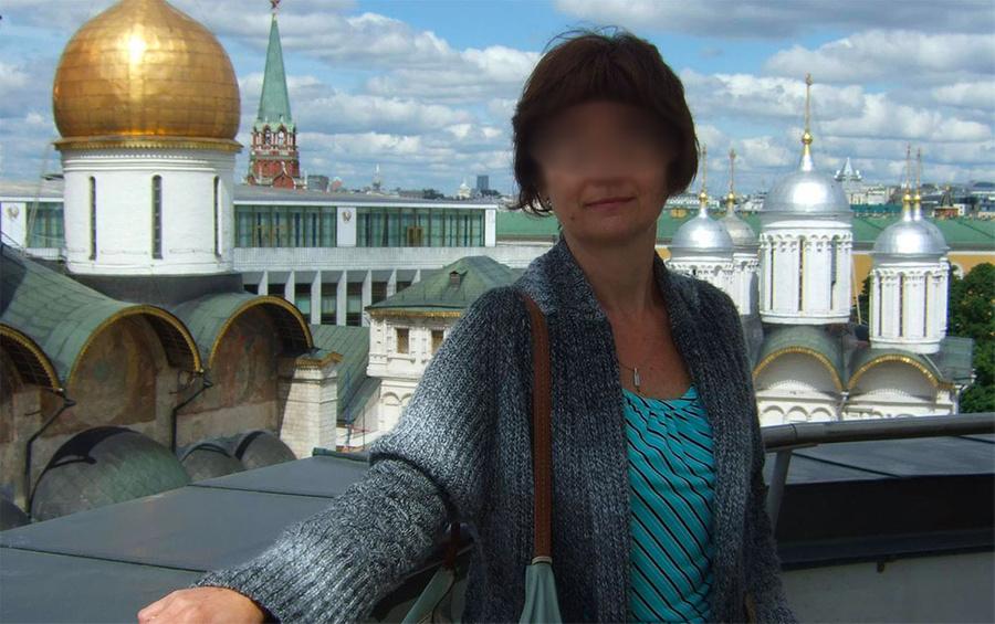 Убитая Светлана Никитина. Фото © Соцсети