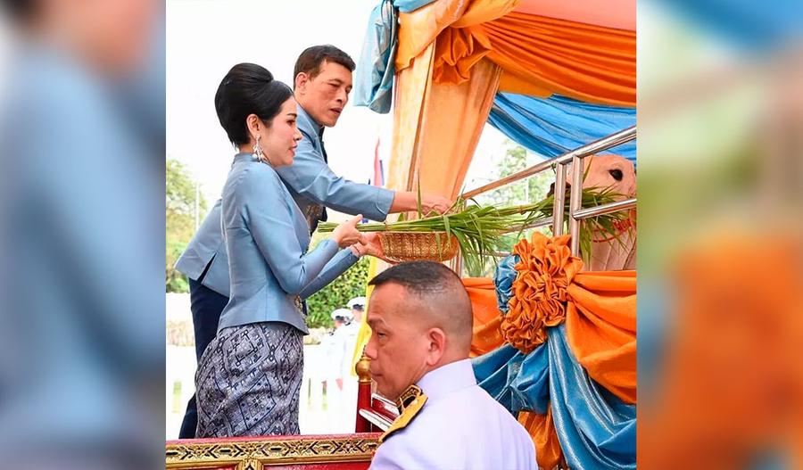 Фото © Instagram / royalworldthailand