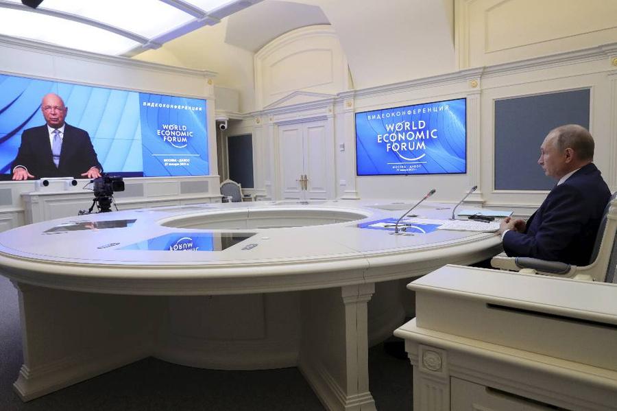 <p>Владимир Путин. Фото © ТАСС / Михаил Климентьев / Пресс-служба Президента РФ</p>