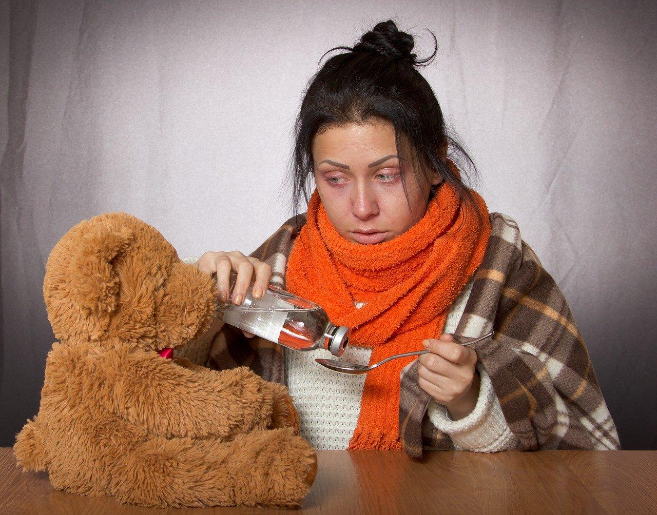 Учёные спрогнозировали подъём заболеваемости гриппом в России к весне