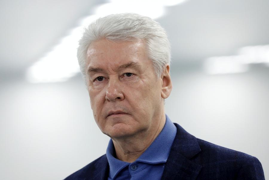 <p>Сергей Собянин. Фото © Александр Щербак / ТАСС</p>