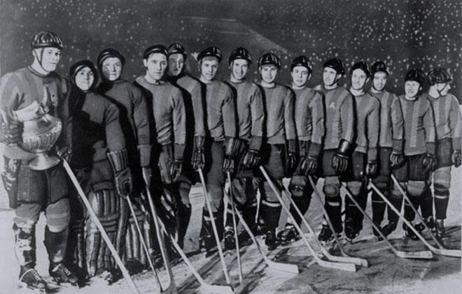 Хоккейная команда ВВС МО. Фото © times.tj