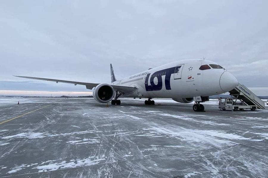 "<p>Фото © Instagram / <a href=""https://www.instagram.com/koltsovo_airport/"" target=""_blank"" rel=""noopener noreferrer"">koltsovo_airport</a></p>"