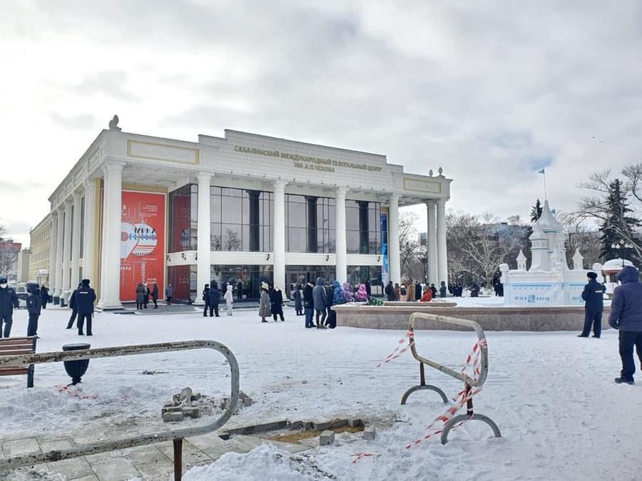 "Южно-Сахалинск. Фото © ""Сахалин-Курилы"""