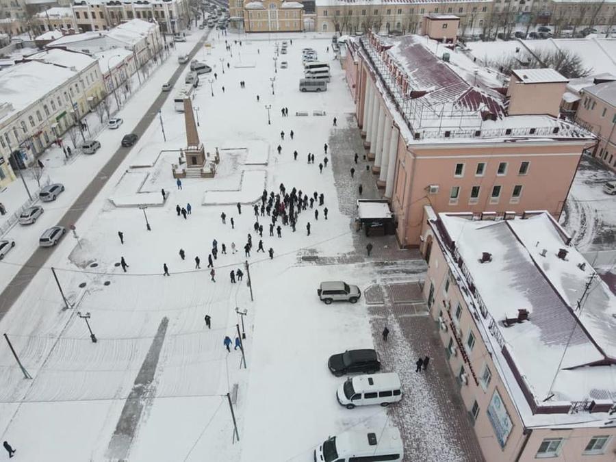 Улан-Удэ. Фото © Соцсети