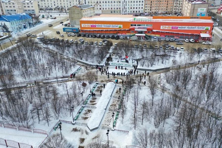 Магадан. Фото © Соцсети