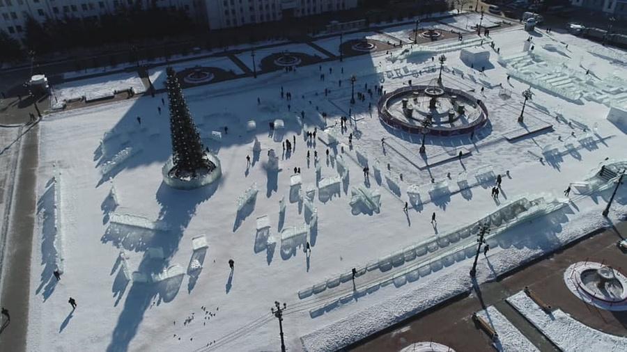 Хабаровск. Фото © Соцсети