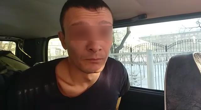 <p>Подозреваемый в убийстве Егора Дробыша. Фото © СУ СКР по Омской области</p>