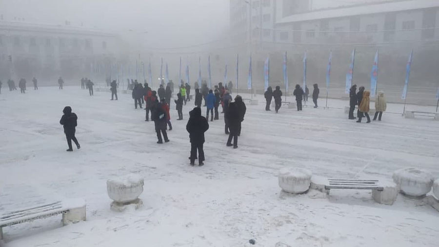 Якутск. Фото © Соцсети