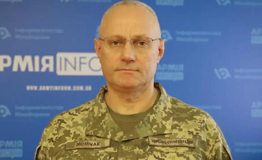 "<p>Руслан Хомчак. Фото ©<a href=""https://www.dsns.gov.ua/ua/Nadzvichayni-podiyi/114774.html"" target=""_blank"" rel=""noopener noreferrer""> </a>Министерство обороны Украины</p>"