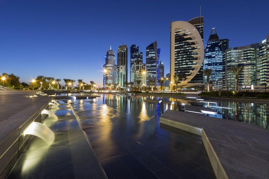 <p>Доха. Фото © Pixabay</p>