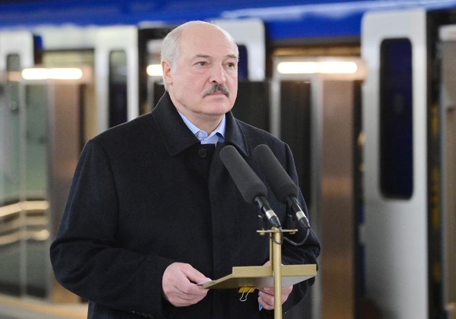 <p>Президент Белоруссии Александр Лукашенко. Фото © ТАСС / БелТА / Stasevich Andrei</p>