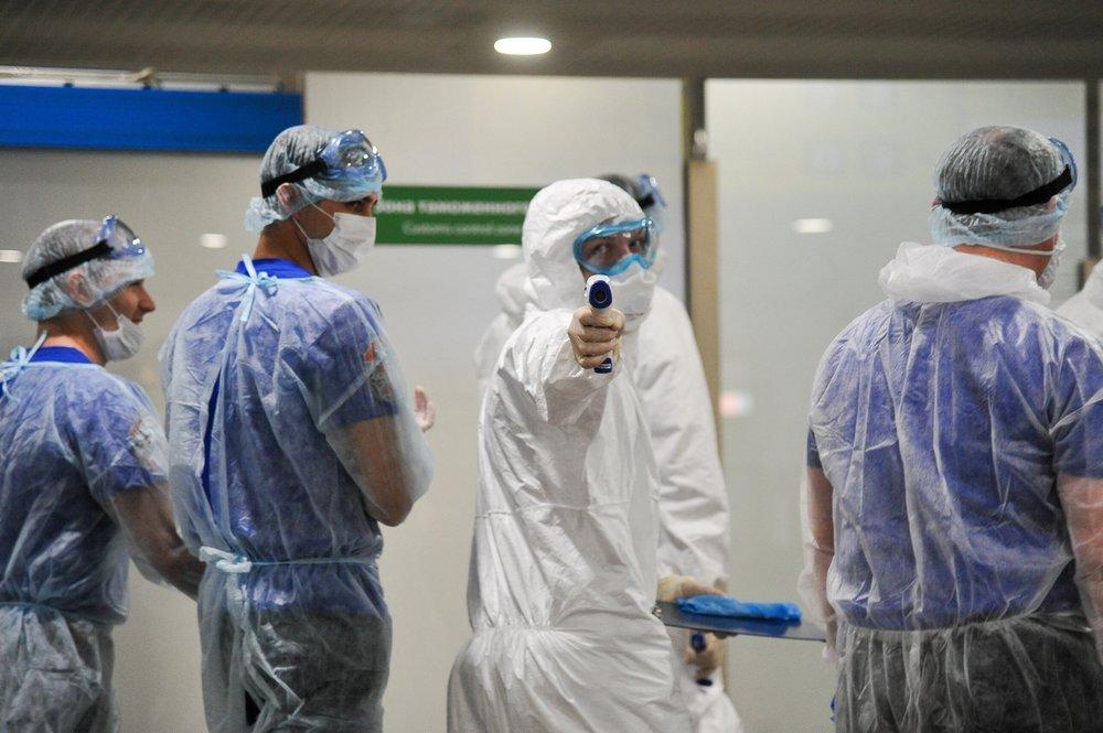 В России впервые с октября выявили менее 18 тысяч случаев коронавируса