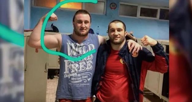 Керим Хайрулаев (слева). Фото © Соцсети