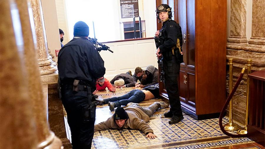 <p>Фото © ТАСС / AP Photo / Andrew Harnik</p>