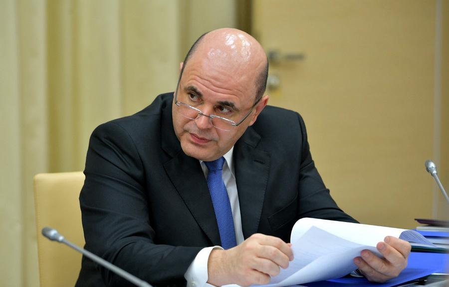 "<p>Председатель правительства Михаил Мишустин. </p><p>Фото © <a href=""http://www.kremlin.ru/events/president/news/63058/photos/63624"" target=""_blank"" rel=""noopener noreferrer"">Kremlin.ru </a></p>"