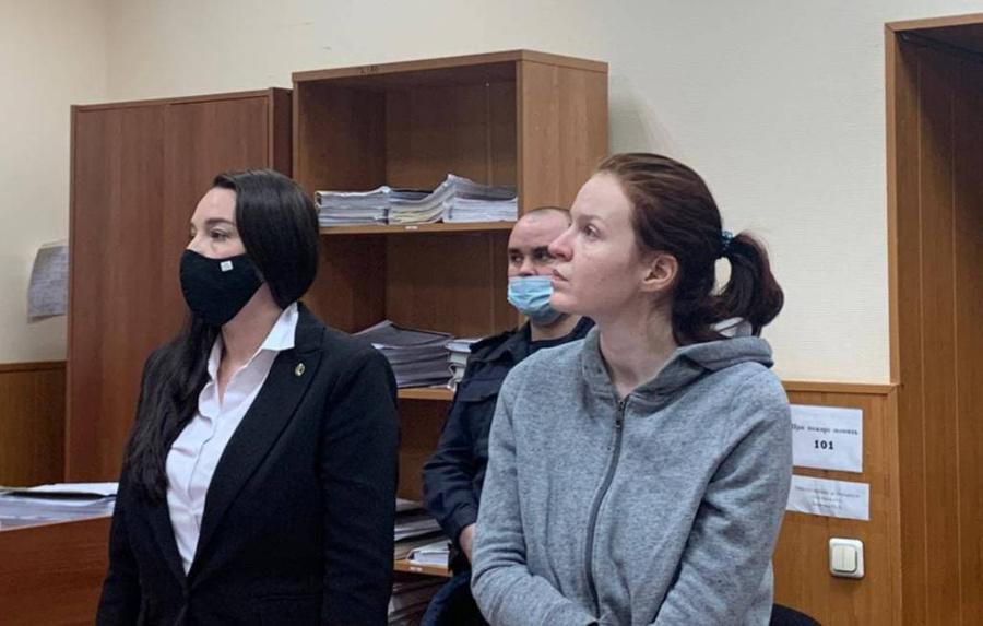 <p>Фото © Пресс-служба Басманного суда Москвы</p>