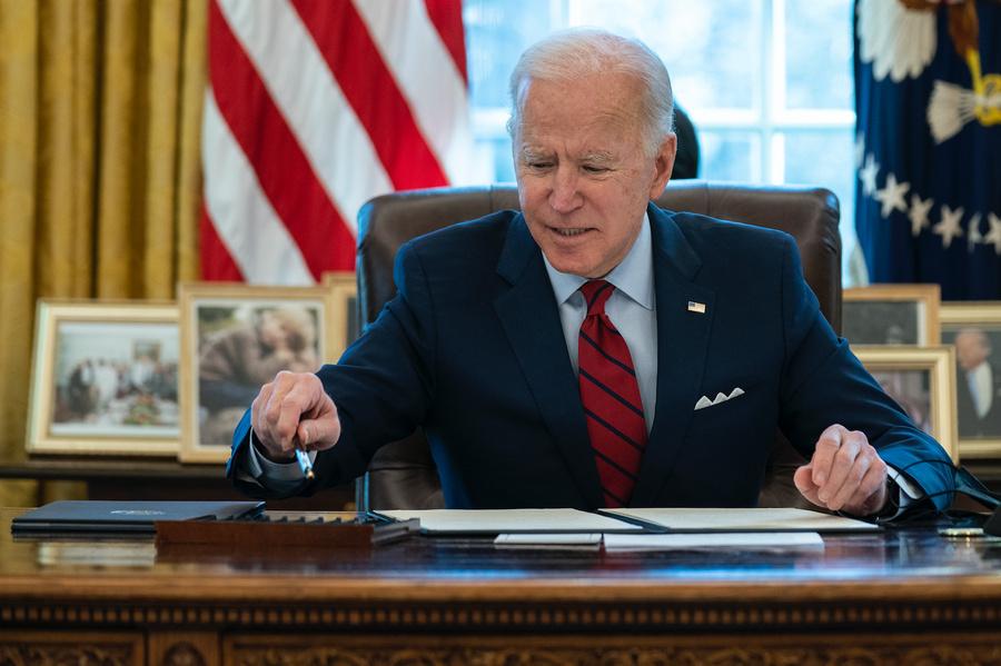 <p>Президент США Джо Байден. Фото © AP / ТАСС</p>