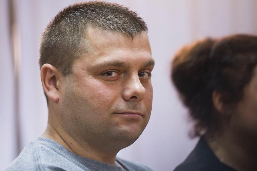 Пётр Офицеров, партнёр Навального. Фото © Wikipedia