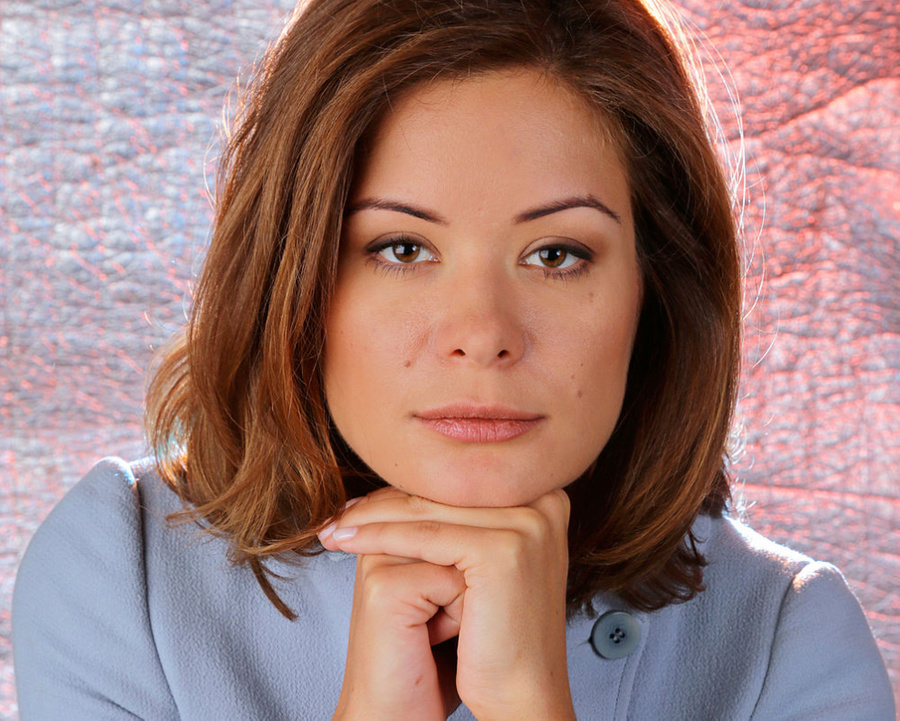 Мария Гайдар. Фото © Wikipedia