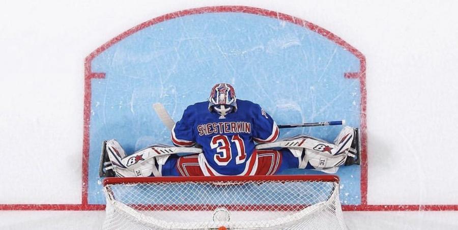 "Фото © Twitter / ""New York Rangers"""