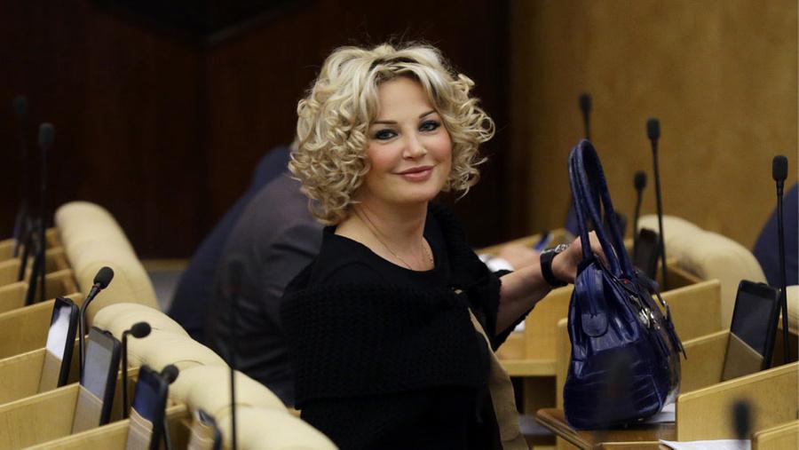 <p>Фото © ТАСС / Александр Шалгин / Пресс-служба Госдумы РФ</p>