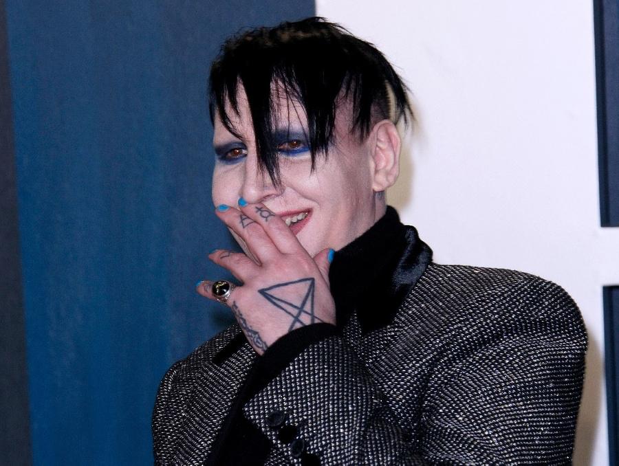 <p>Мэрилин Мэнсон. Фото © ТАСС / ZUMA Wire / Imagespace </p>