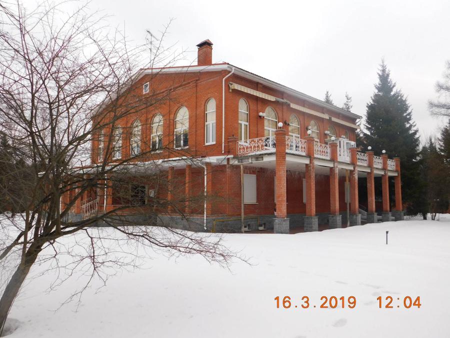 Лот № 3: Трёхэтажное имение в Апрелевке. Фото © ЕФРСБ