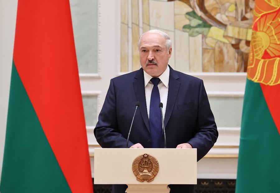 <p>Александр Лукашенко. Фото © ТАСС / БелТА / Сергей Шелег</p>