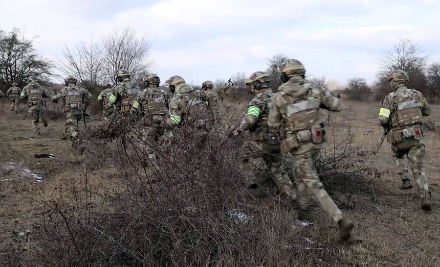 <p>Фото © ТАСС / Пресс-служба главы Чечни</p>