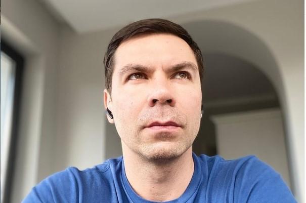 Андрей Мухачёв. Фото © Instagram / mukhachev8