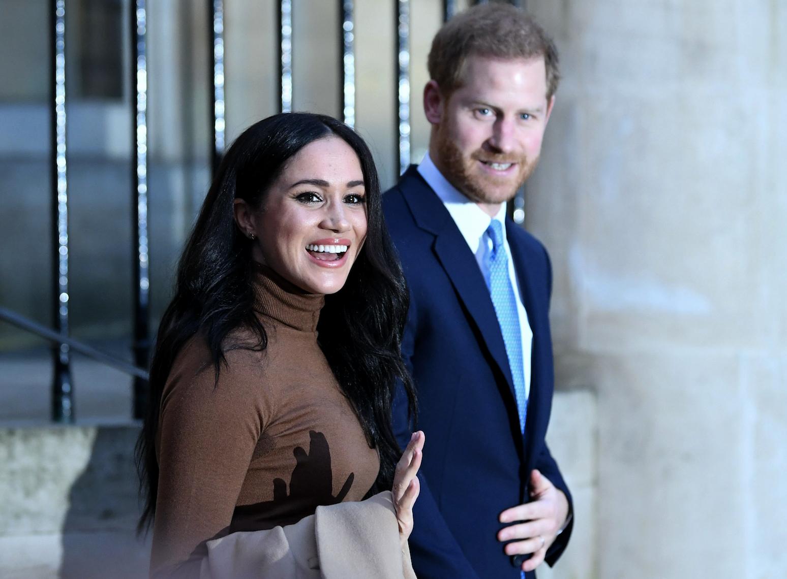 Принц Гарри и Меган Маркл вновь станут родителями второй раз