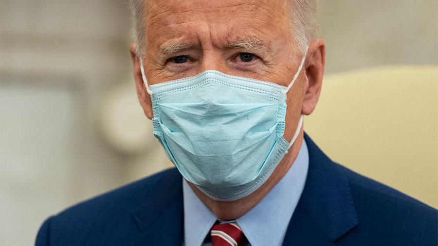 <p>Джо Байден. Фото © ТАСС / AP Photo / Evan Vucci</p>