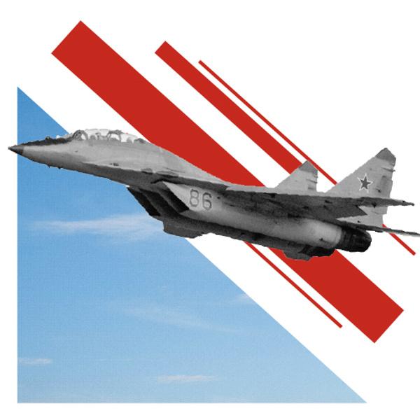 За штурвалом МиГ-29