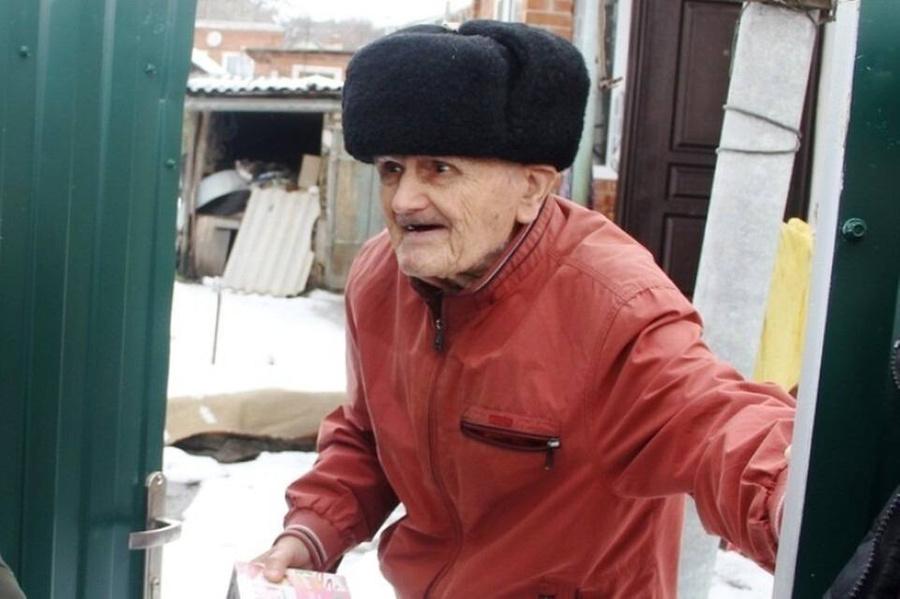 """<p>Алексей Михайлович Терехов. Фото © Молодёжный центр """"Светофор""""</p>"""
